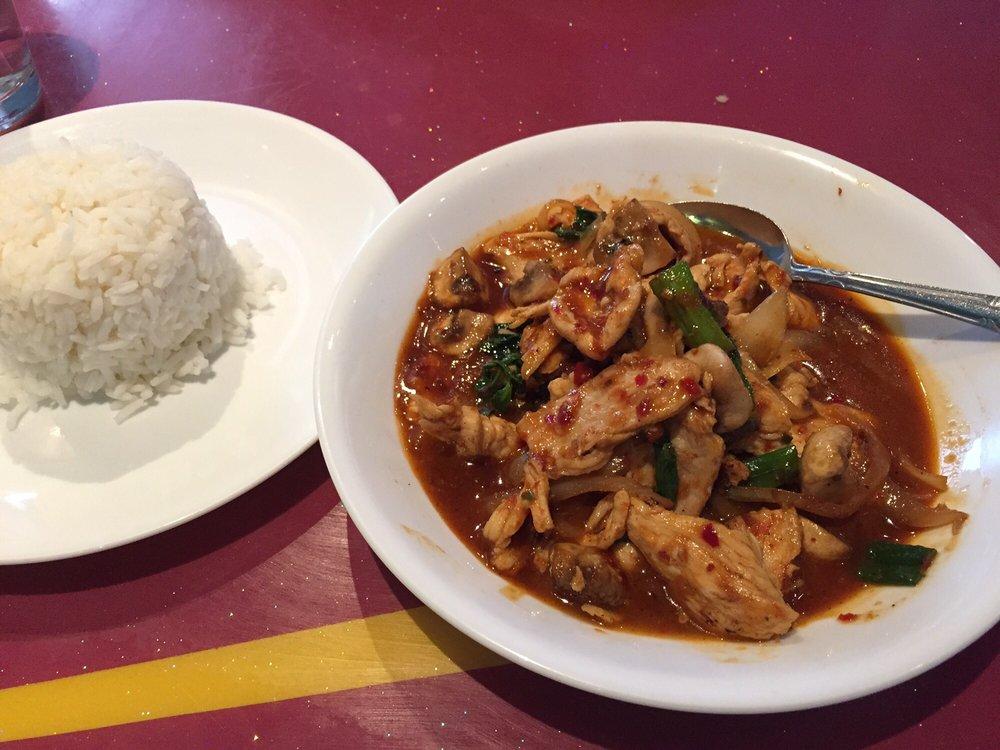 Thai Diner: 8059 W Broad St, Richmond, VA