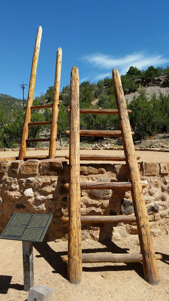 Jemez Historic Site: 18078 NM-4, Jemez Springs, NM