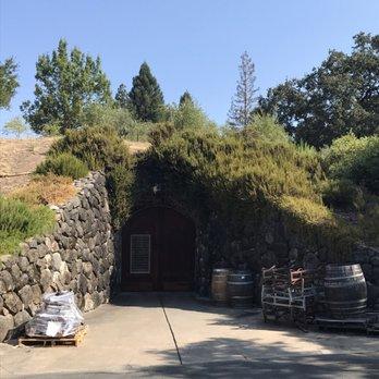 Alexander Valley Vineyards Cave Tour