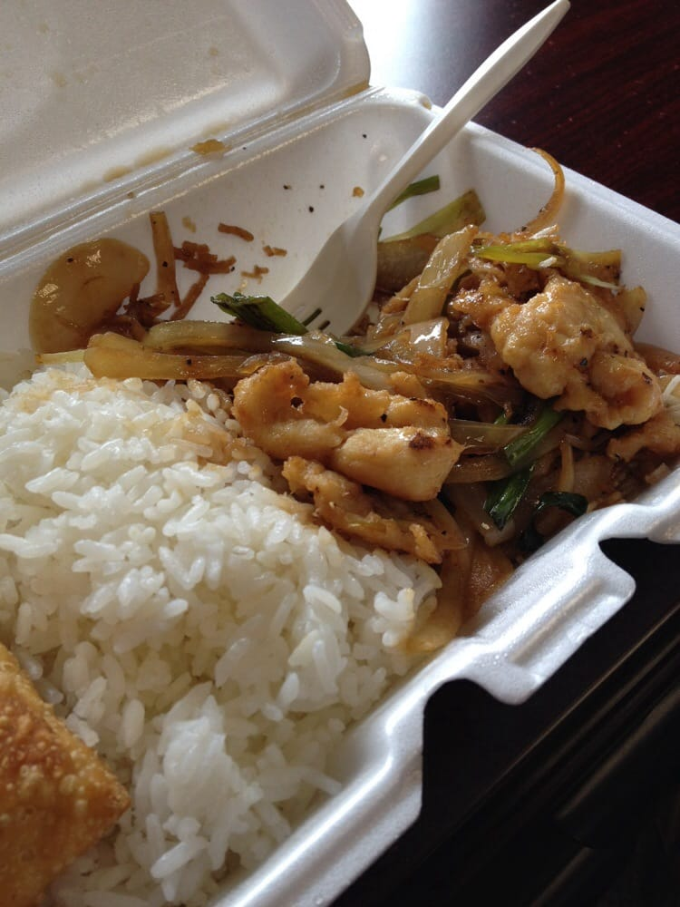 Mongolian chicken yelp for Asian cuisine delivery