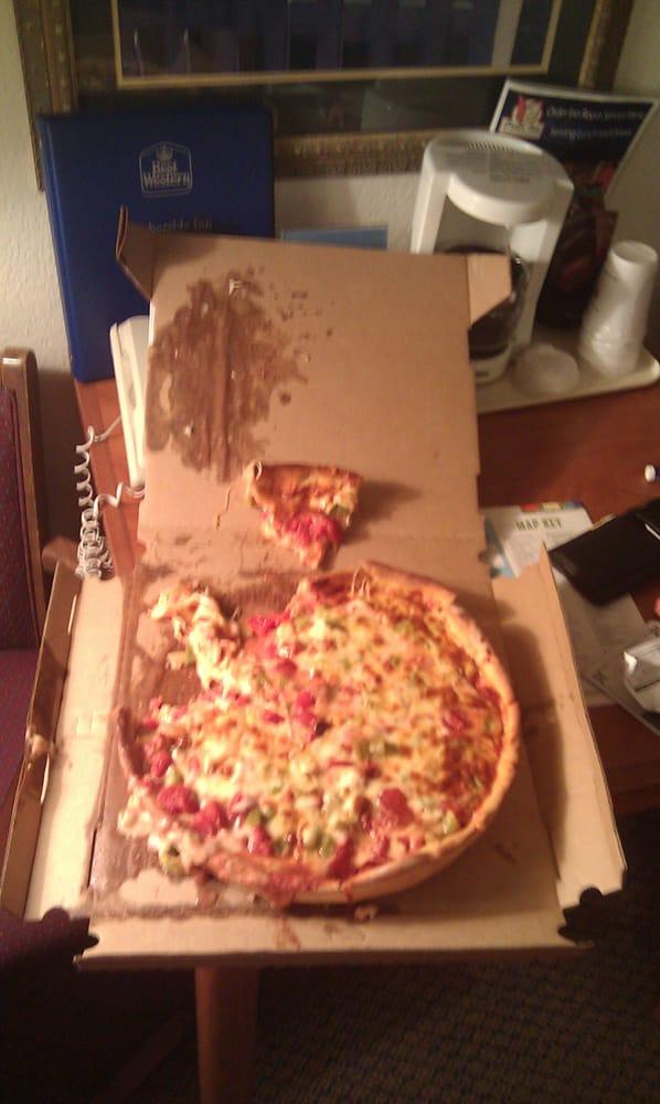 Derango Pizza King