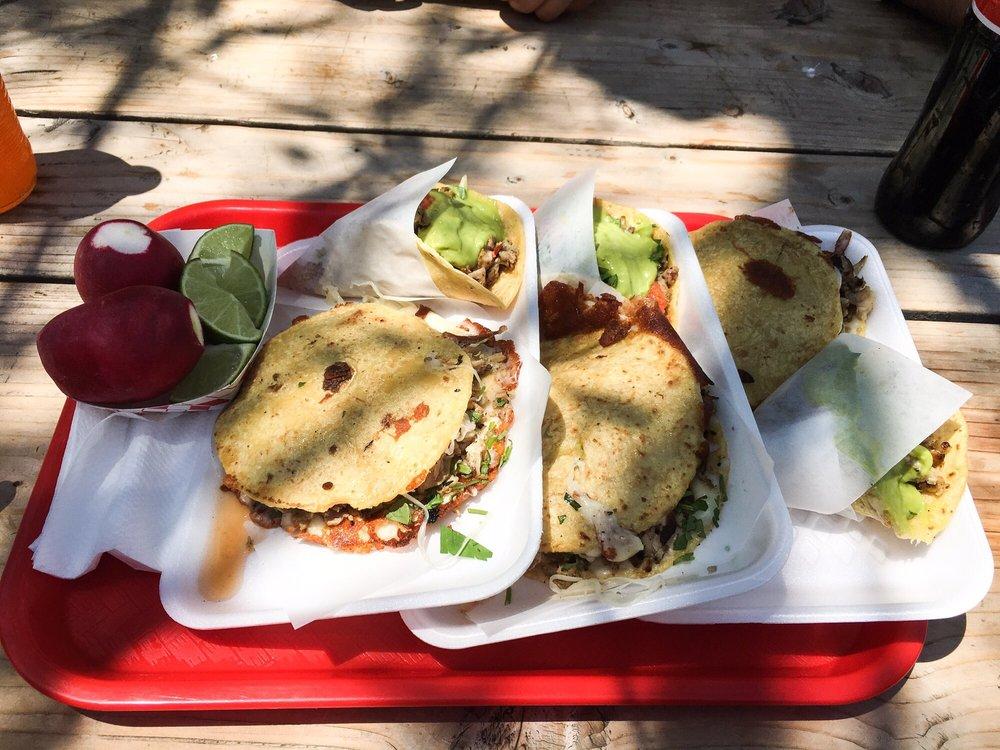 Tacos La Central: 920 N Mt Vernon Ave, Colton, CA