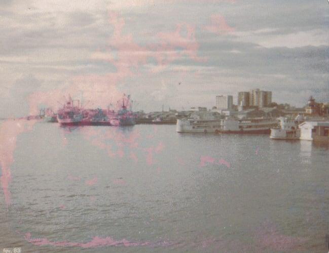 Porto Flutuante