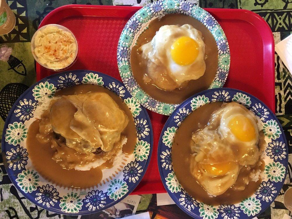 Food from Kauai Family Restaurant