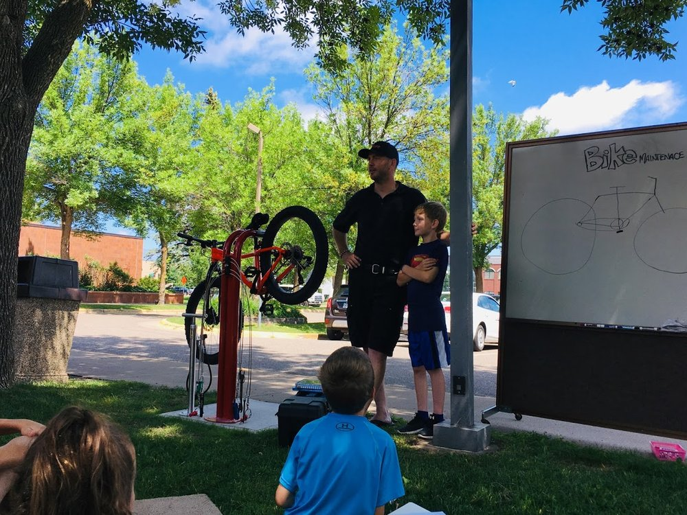 Easy Riders Bicycle & Sport Shop: 415 Washington St, Brainerd, MN