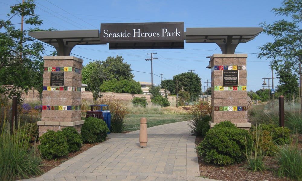 Seaside Heroes Park 21 Photos Parks 22851 Anza Ave