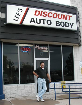 Auto Shops Near Me >> Lee's Discount Auto Body - 10 Photos - Body Shops ...