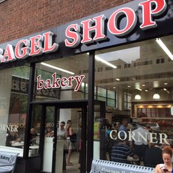 Image result for bigger bagels from the bagel shop