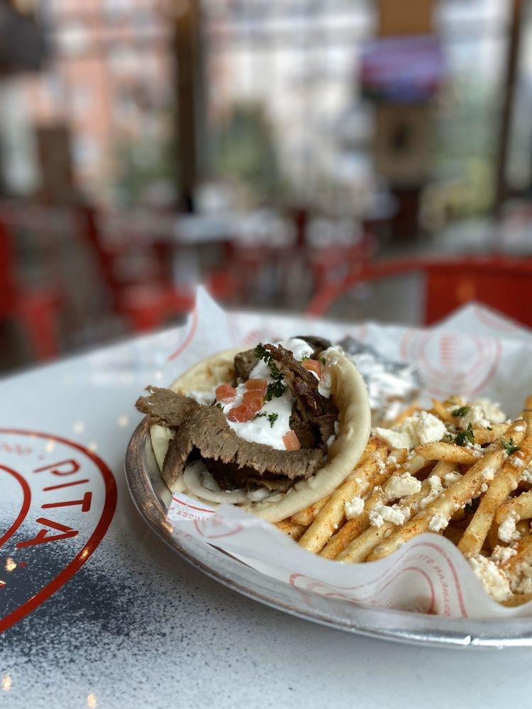 Pita Mediterranean Street Food: 1020 Piedmont Ave NE, Atlanta, GA