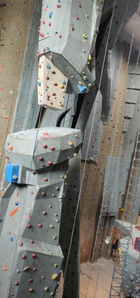 Social Spots from Carabiner's Indoor Climbing