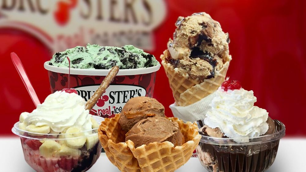 Bruster's Real Ice Cream: 1029 Parkway Pl, Athens, GA