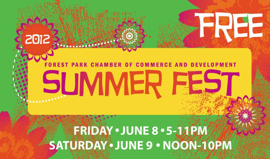 Forest Park Summer Fest: 7422 Madison Ave, Forest Park, IL