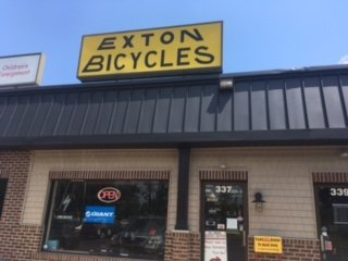 Social Spots from Exton Bicycles