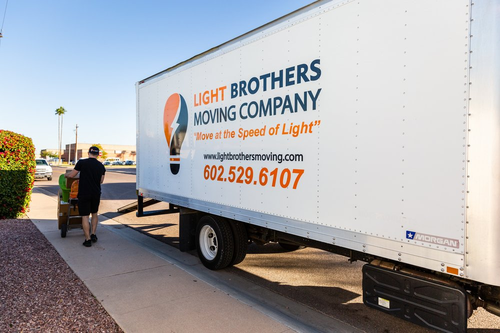 Light Brothers Moving Company