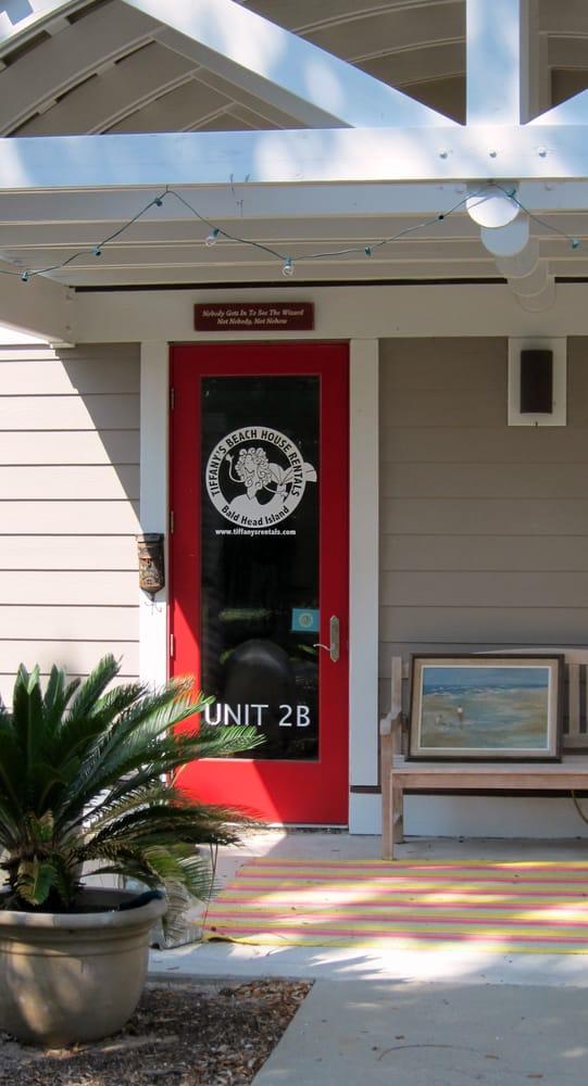 Tiffany's Beach Rentals: 2B Merchant's Row, Bald Head Island, NC