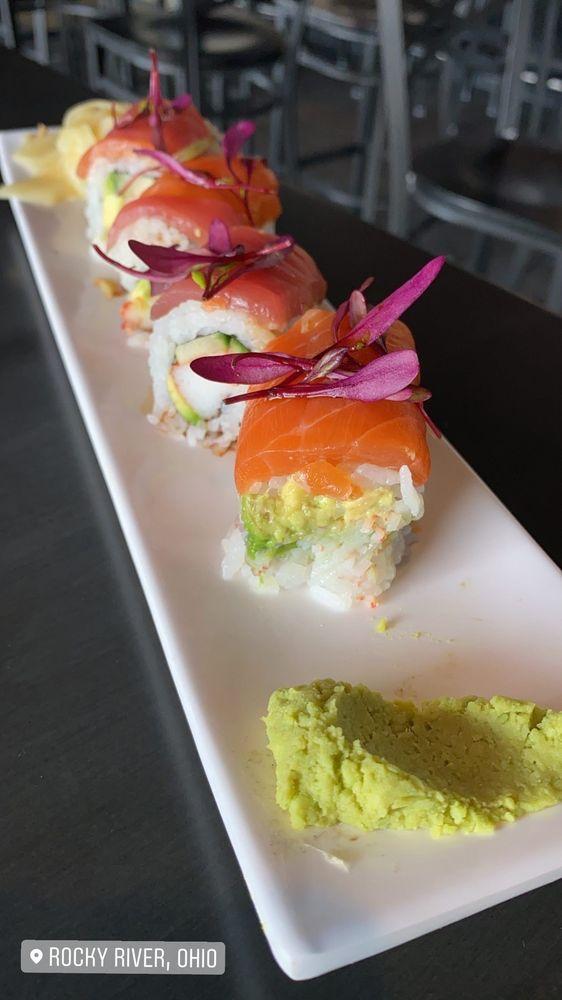 Sakana Sushi Bar and Lounge: 19300 Detroit Rd, Rocky River, OH