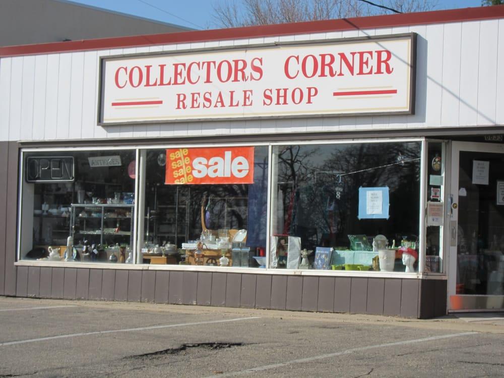 Collectors Corner Resale & Consignments Shop: 6633 University Ave, Middleton, WI