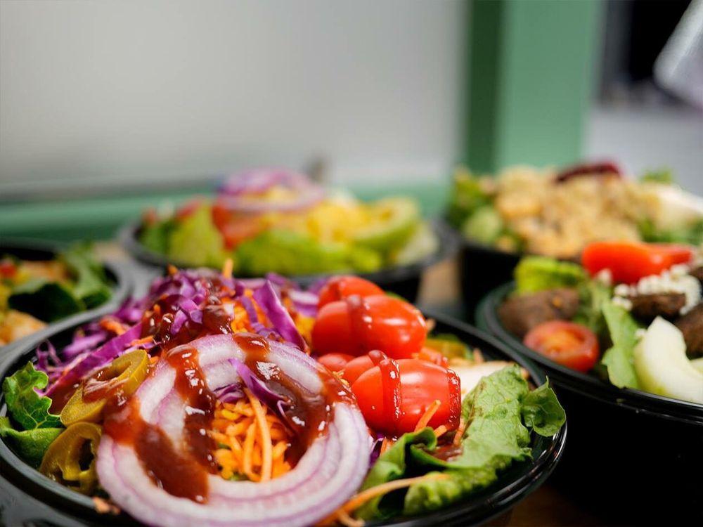 Green District Salads