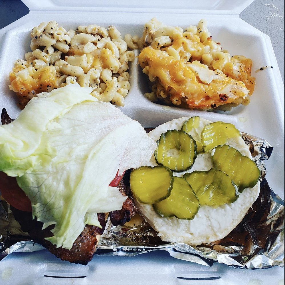 Amp's BBQ: 7730 Palm River Rd, Tampa, FL