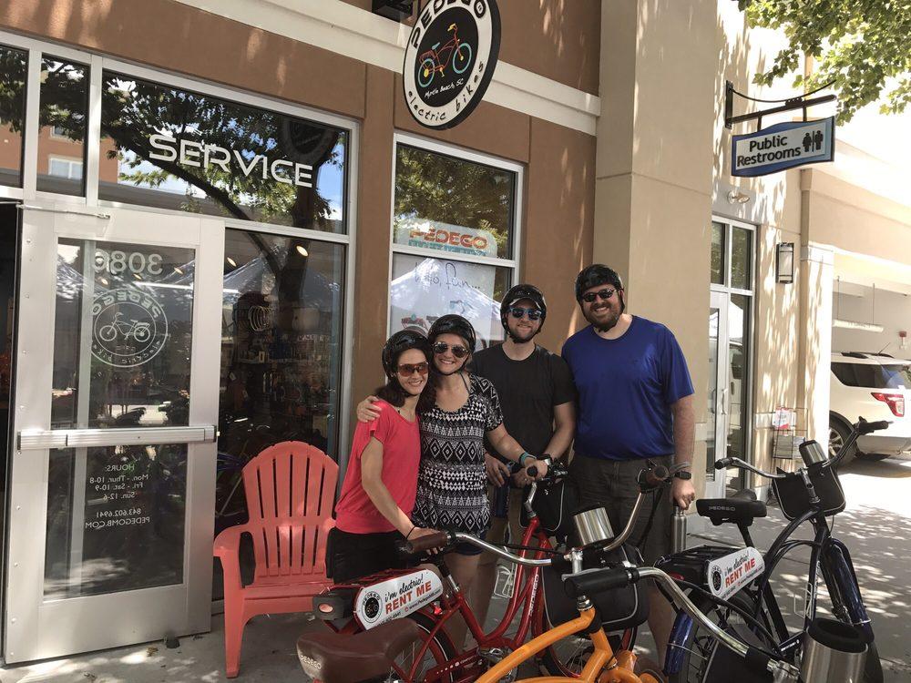Pedego Electric Bikes Myrtle Beach: 3080 Deville St, Myrtle Beach, SC
