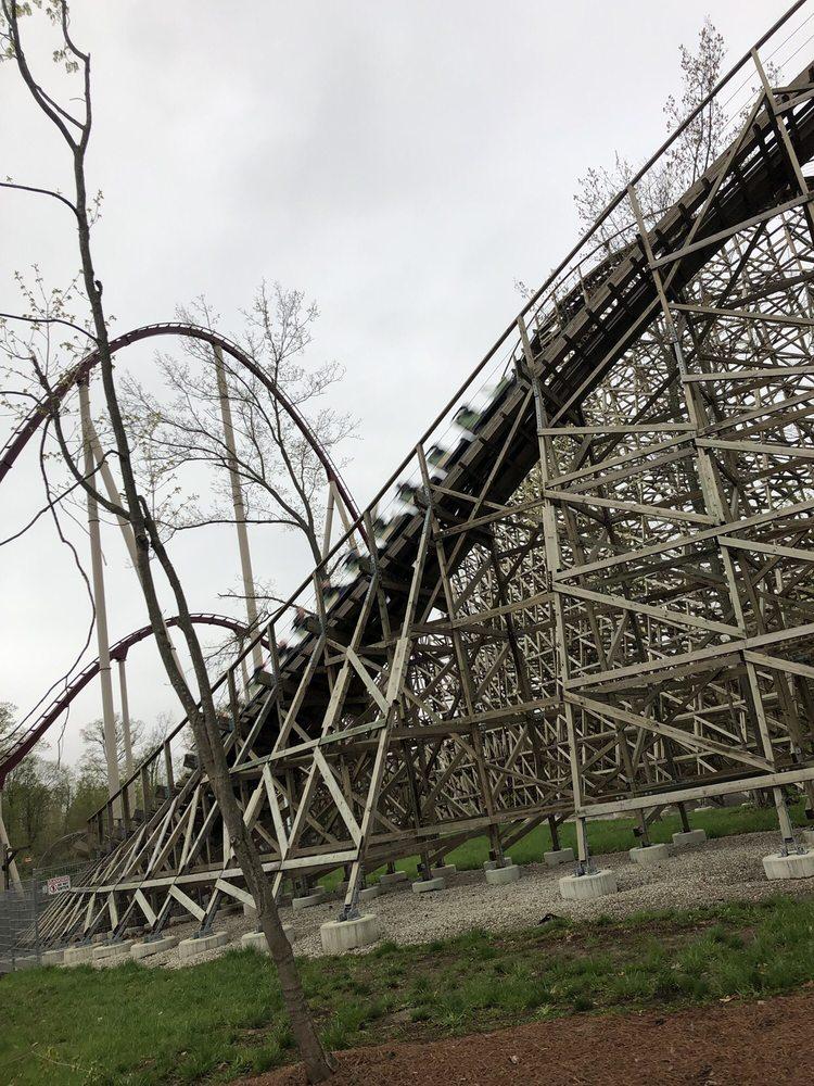 Mystic Timbers: 6300 Kings Island Dr, Kings Mills, OH