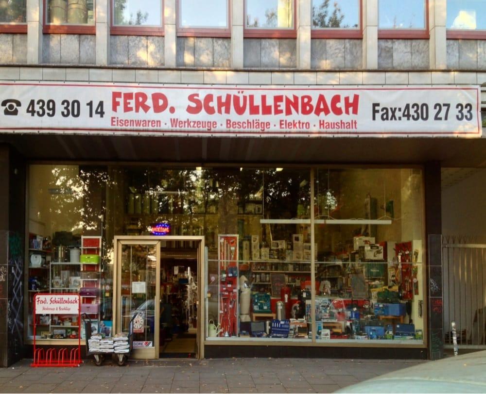 ferd. schüllenbach eisenwaren - 14 photos & 25 avis - magasins de