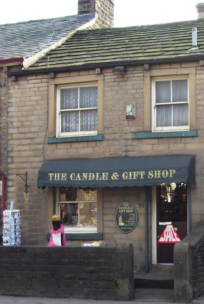 The Candle & Gift Shop