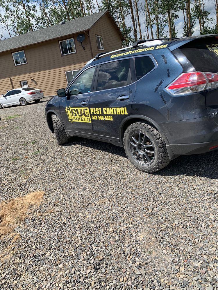 Bug Shield Termite - Pest Control: Nathan St SE, Salem, OR
