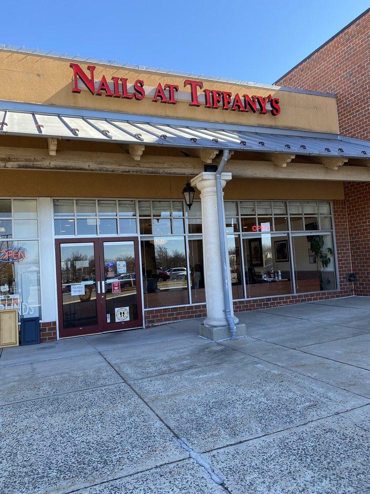 Nails At Tiffany's Sterling: 21000 Southbank St, Sterling, VA