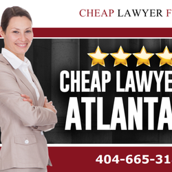 Cheap Lawyer Fees - Divorce & Family Law - 235 Peachtree St