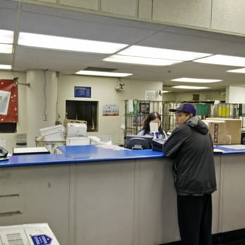 photo of us post office san francisco ca united states - Are Post Offices Open Christmas Eve