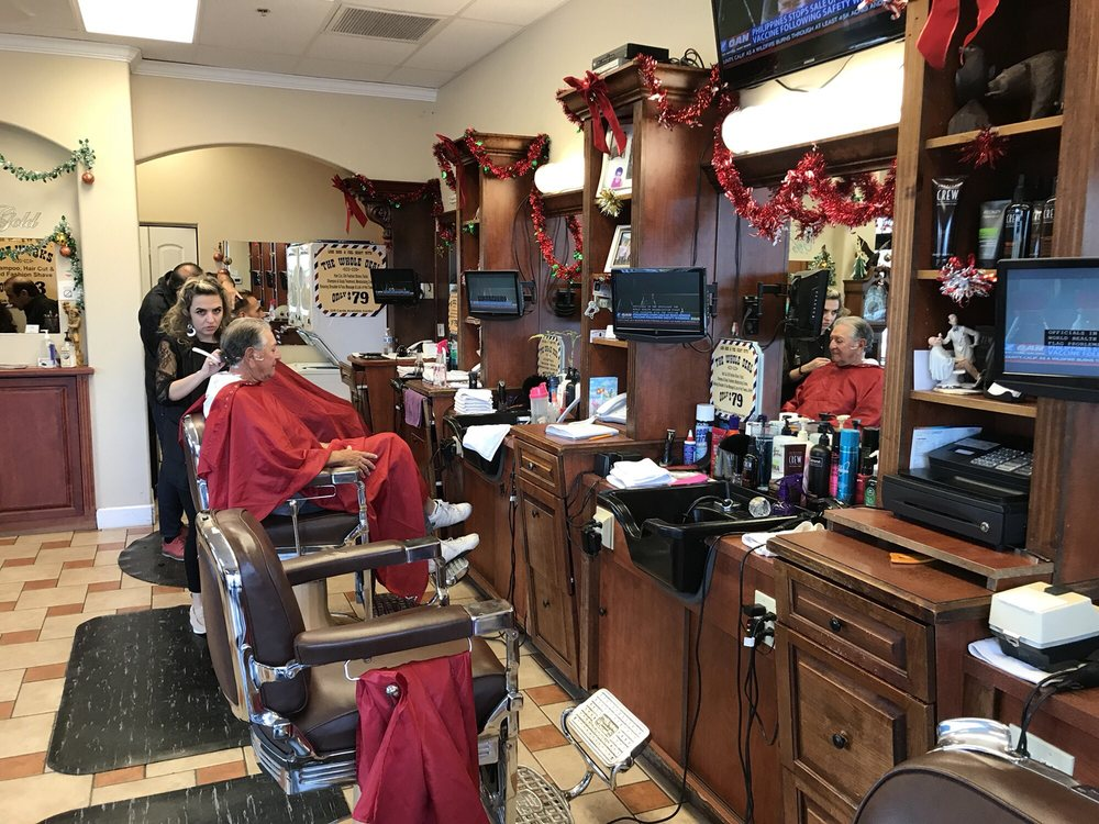 Sam's Barber Shop: 7100 E Cave Creek Rd, Cave Creek, AZ