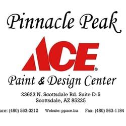 Pinnacle Peak Ace Hardware & Paint - 24 Reviews - Hardware Stores ...