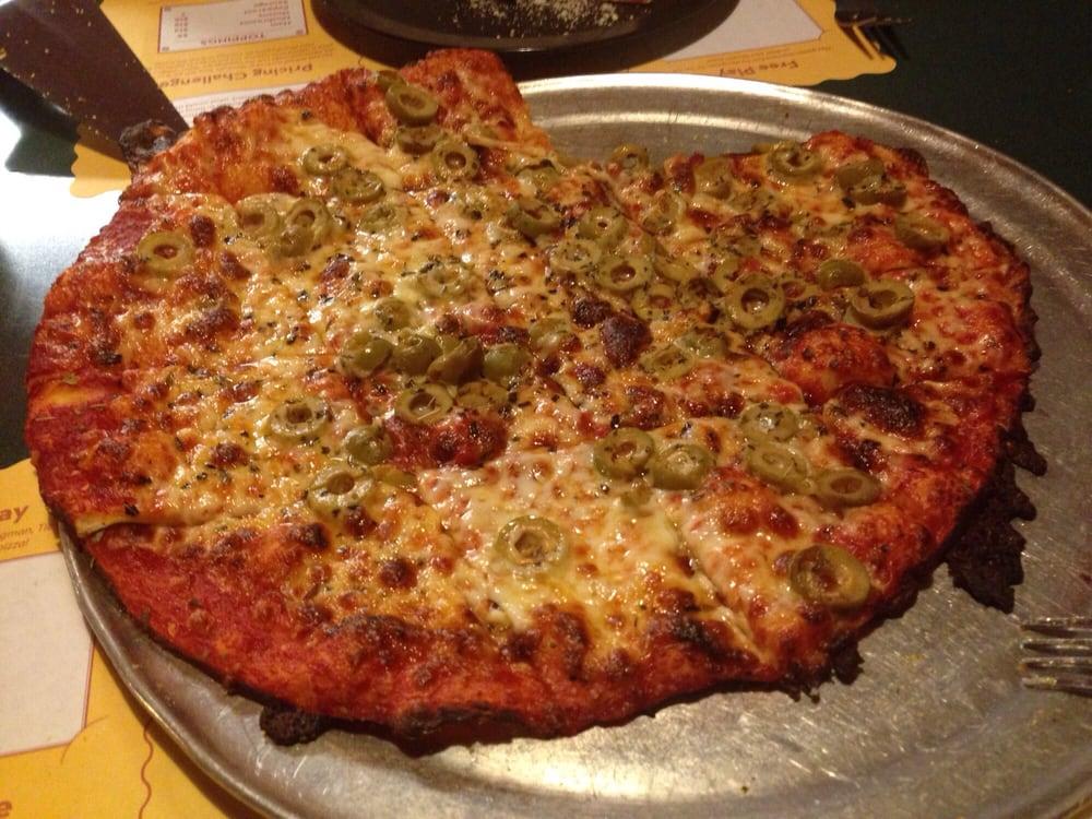 Monicals Pizza: 528 E Springfield Rd, Arcola, IL