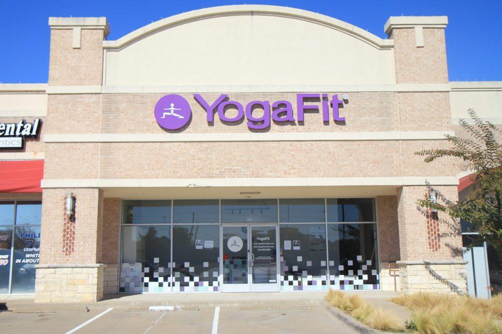 YogaFit Studios: 2865 McDermott Rd, Plano, TX