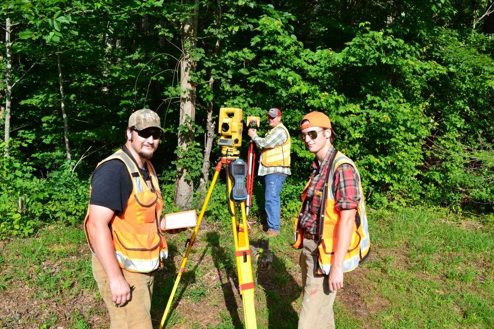 Chandler Mountain Surveying: Marshall, NC