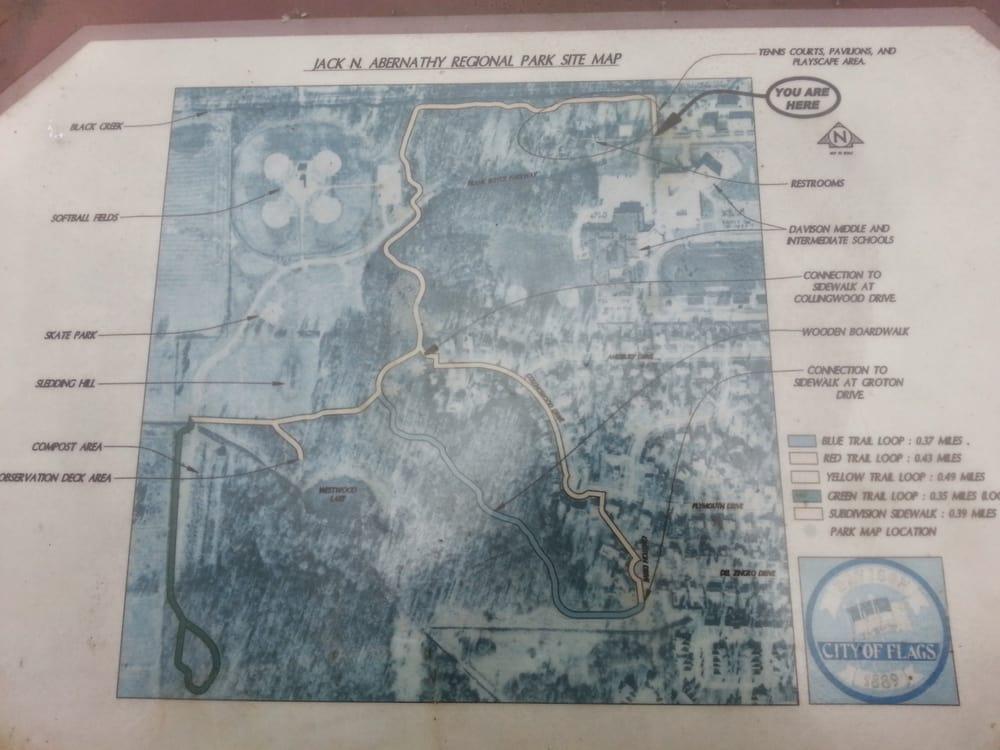 Jack N. Abernathy Regional Park: 415 W Rising St, Davison, MI