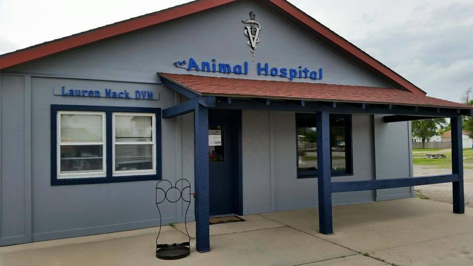 The Animal Hospital: 710 S Washington St, Plainville, KS