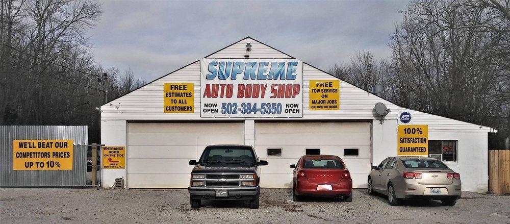 Supreme Body Shop: 10517 W Manslick Rd, Fairdale, KY