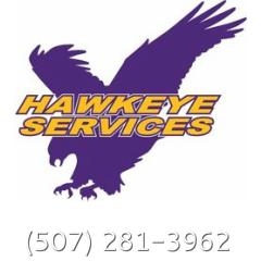 Hawkeye Services: 1228 Gotland Ln NE, Rochester, MN