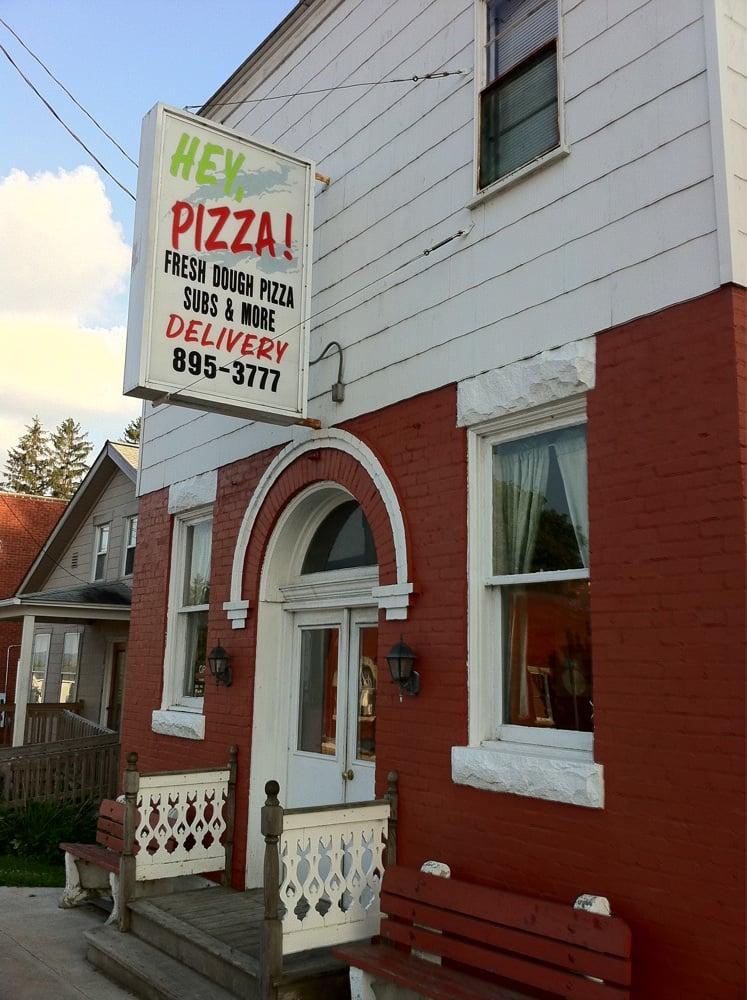 Photo of Hey Pizza: Grantsville, MD