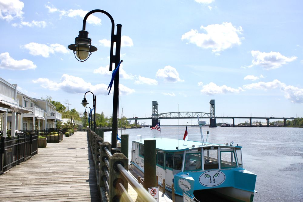 Wilmington Water Tours: 212 S Water St, Wilmington, NC