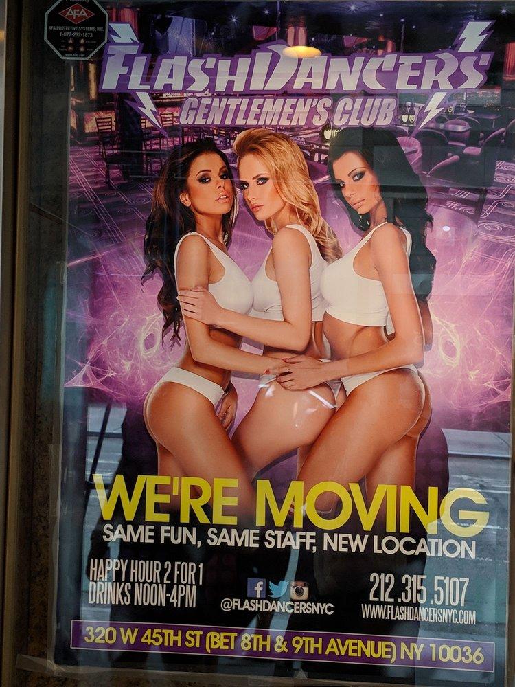 FlashDancers: 320 W 45th St, New York, NY