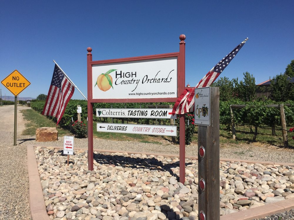 High Country Orchards: 3548 E 1/2 Rd, Palisade, CO