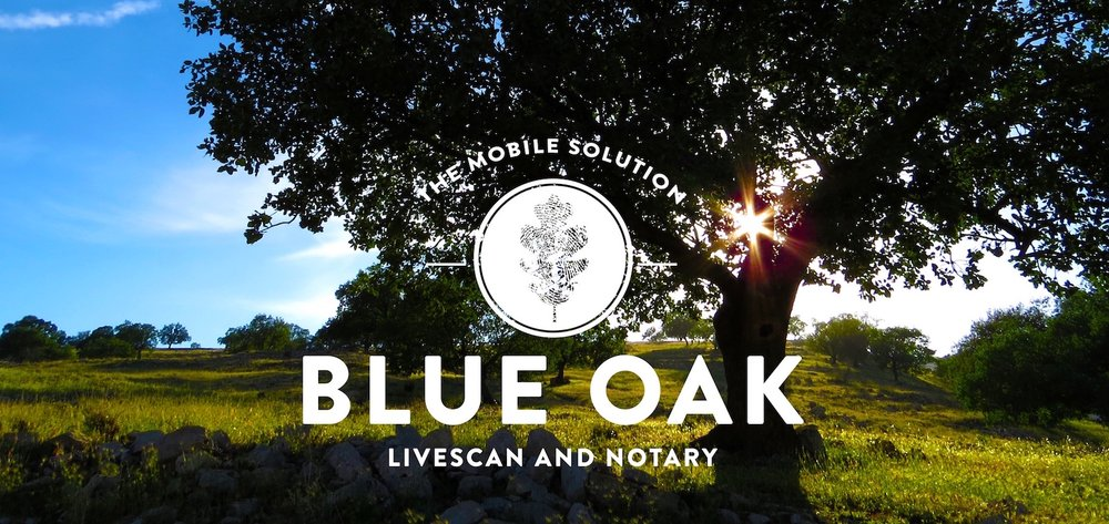 Blue Oak Mobile Livescan & Notary: Chico, CA