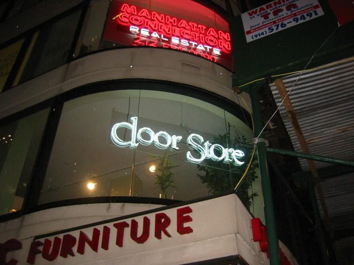 Door Store Closed 10 Reviews Furniture Shops 969 3rd Ave Midtown East New York Ny