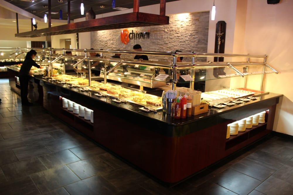 Ichiyami Buffet & Sushi: 145 SE Mizner Blvd, Boca Raton, FL