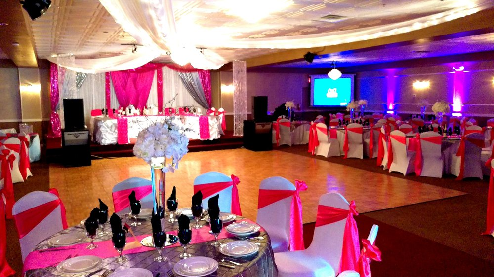 The Reserve Banquet Hall