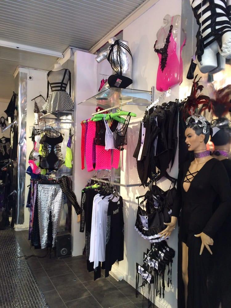 sex shop drottninggatan