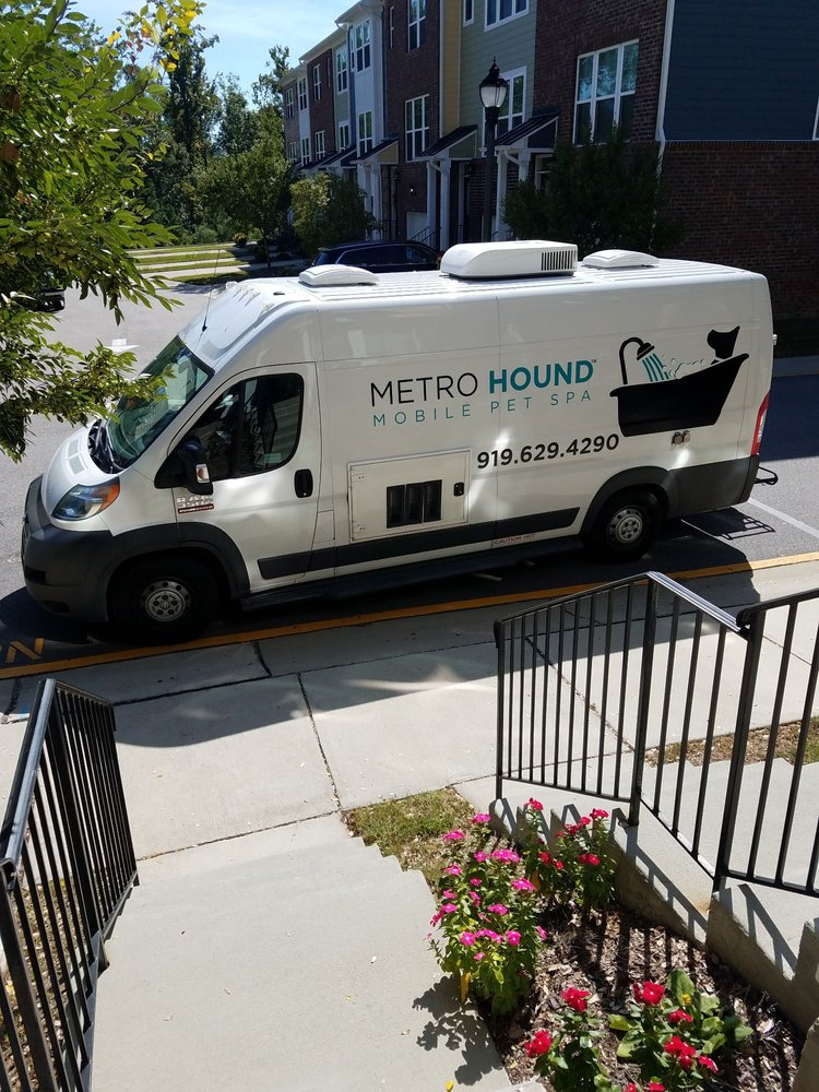 MetroHound Mobile Pet Spa: Apex, NC